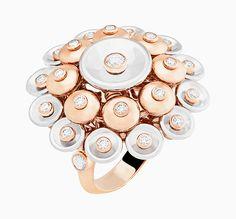 Новая женственность в коллекции украшений Bouton d'Or Van Cleef Arpels, High Jewelry, Rings, Jewel, Gift, Projects, Ring, Jewelry Rings