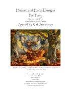"Gallery.ru / muha-cc - Альбом ""фея осени"" Autumn Fairy, Cross Stitch Magazines, Earth Design, Heaven On Earth, Blackwork, Needlework, Fantasy, Embroidery, Artwork"
