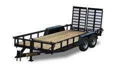 x tandem axle utility trailer. perfect for a tiny home! Oh yeah, did I mention the gvwr? Landscaping Equipment, Lawn Equipment, Utility Trailers For Sale, Landscape Trailers, Equipment Trailers, Bike Trailer, Expensive Houses, Metal Projects, Running Gear