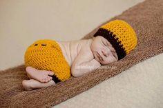 Shorts & Beanie Set   #mustardyellow #yellow  #mustard #gold  #brown #chocolatebrown #shorts #beanie #hat #colorblock #colorblockhat #newbornprop #photoprop #prop #newbornphotography #laurenboydphotography