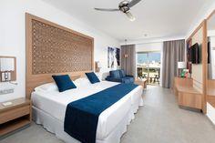 Riu Palace Boavista Big Double Room #ItsRIUTimeCapeVerde Cape Verde Hotels, Double Room, Hotels And Resorts, Cabo, Palace, Big, Holiday, Furniture, Home Decor
