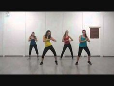Zumba ® fitness class with Lauren- Jai ho