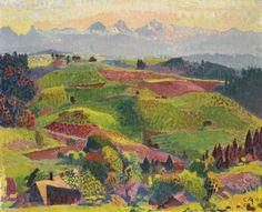 Lueg, 1928, by Cuno Amiet