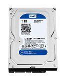 Western Digital WD10EZEX Blue 1TB interne Festplatte  (89 cm (35 Zoll) SATA 6Gb/s 64 MB Cache)