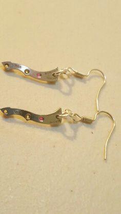 Earrings by MaleseDesigns
