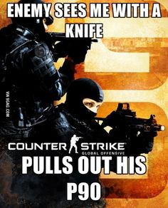 The present days of Counter-Strike