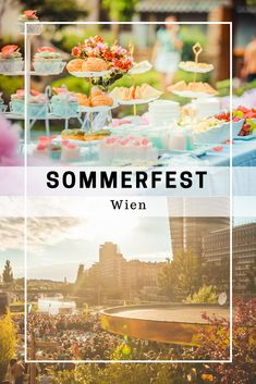 Top 20 Locations für Sommerfeste in Wien Location, Summer, Table Decorations, How To Plan, Austria, Travel, Enjoying The Sun, Life, Nice Asses
