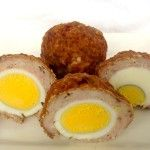 Paleo Scotch Eggs | http://www.ditchthecarbs.com/2014/07/30/paleo-scotch-eggs/