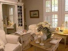 Working with White : Decorating : Home & Garden Television