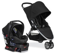 The Britax B-AGILE 3