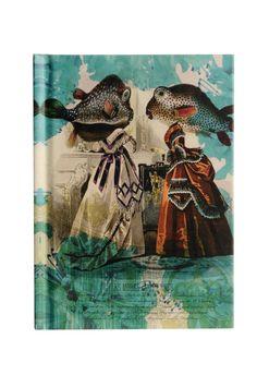 Christian Lacroix Papier - Les Modes Parisiennes Boxed Notebook Set