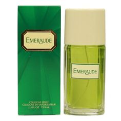 Emeraude by Coty is a perfume that is a true classic. It's a fragrance that, when you spray it on, it takes you back to your childhood, and all the wonderfu Perfume Parfum, Perfume Lady Million, Perfume Hermes, Perfume Versace, Perfume Zara, Perfume Diesel, Fragrance, Childhood