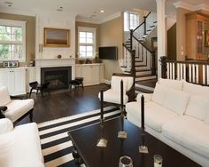 Traditional White Mantel Tan Walls Design, Pictures, Remodel, Decor and Ideas - page 4