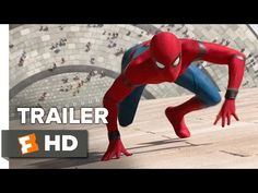 M.A.A.C.   –  First Trailers For SPIDER-MAN: HOMECOMING Starring TOM HOLLAND & MICHAEL KEATON
