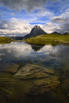Pic du Midi d'Ossau by Marco Barone on 500px