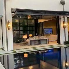Indoor Pools, Indoor Outdoor, Lap Pools, Backyard Pools, Pool Decks, Outdoor Stuff, Pool Landscaping, Swimming Pools, Outdoor Decor