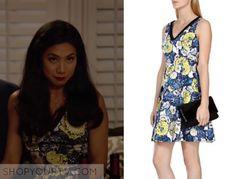 Cooper Barretts Guide: Season 1 Episode 2 Leslie's Blue Floral Dress