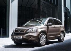 Honda CRV Used Affordable Compact SUVs