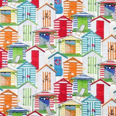 Love this fabric! Richloom Outdoor Beach Hut Cabana Fabric by OnlineFabricStorenet Beach Fabric, Aqua Fabric, Coastal Fabric, Couch Cushions, Throw Pillows, White Beach Houses, Home Decor Fabric, Outdoor Fabric, Outdoor Decor