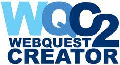 WEBQUEST CREATOR 2: Site para elaborar e gardar webquest... #webquest #ferramenta #repositorio