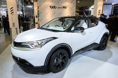 Recap - #Toyota #CHR Style Wb & Toyota C-HR Modellista showcased