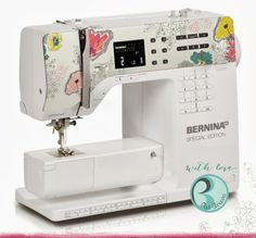 Soulful Eyes: Vote for me! Win a Bernina 350 + a Rapture Bundle