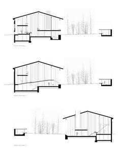 casa entre muros-RCR arquitectos