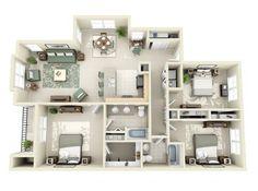 Modern House Plan Design Free Download 15
