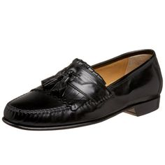 Johnston & Murphy Men's Breeland Kilite Tassel Loafer,Black,10.5 N