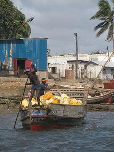 Lamu Island . Kenya