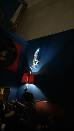 Majom lámpa