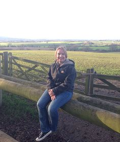 Cheers from Gloucester, England! Eliza DiTomasso '17
