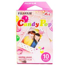 Find More Film Information about Fujifilm Instax Mini Film Candy Pop for Fuji Instant Camera Mini 8 7s 25 50s 90 Polaroid Photo Film Paper Checky 10 sheets,High Quality pop cute,China pop up beach shelter Suppliers, Cheap candy stripe paper bags from Photography store on Aliexpress.com