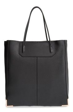 Stunning leather tote from Alexander Wang. Modern but timeless.