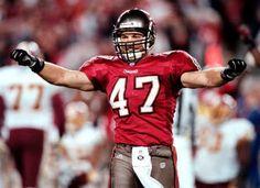 Super Bowl Champion - John Lynch, Tampa Bay Buccaneers