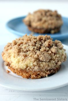 Copycat Entenmann's Single Serve Crumb Coffee Cakes