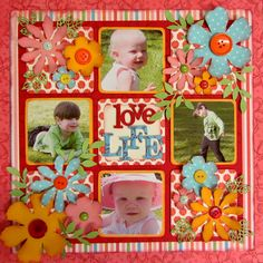 """Created by Lorna for a Crafty Daze class. Using Carta Bella """"Alphabet Junction"""" paper range."""