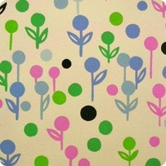Griffith Floral in Pink & Green