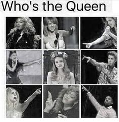 Yeah Lana Del Rey is the Queen and e'rybody knows it! #LDR