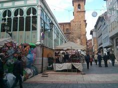 Mercado del Fontán en Oviedo