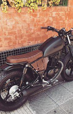 #72 Suzuki GN125