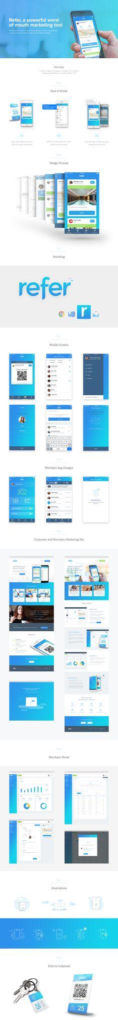 Refer: Product, App & Marketing Design - Case Study