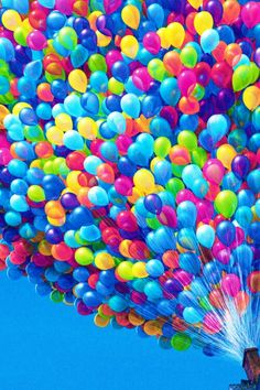 Balões ! Coloridos