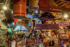 Visiting Luckenbach, Texas, is like coming home to a place you've never been. Walking through the door of this two-building town, everyone is a regular.Memorabilia at the bar in Luckenbach