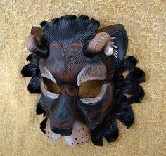 Beast Mask V2 by merimask.deviantart.com on @deviantART