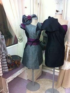 Anna Cabané showroom canonge Baranera 49 Badalona #annacabanécostura