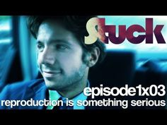 "The third episode of STUCK ""Reproduction is something serious"" is online #stuckwebseries #riccardosardone"