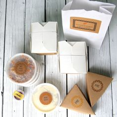 Have a leftover-packaging station to send your guests on their way.