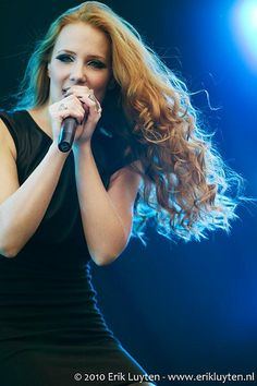 Epica- Dutch symphonic metal band
