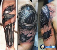 tattoo 3d - Buscar con Google
